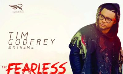 "BellaNaija - Tim Godfrey set to release New Album ""Fearless WRSHP"" this Sunday"