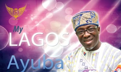 BellaNaija - Bonsue Fuji Maestro Adewale Ayuba releases New Single 'My Lagos' | Listen on BN