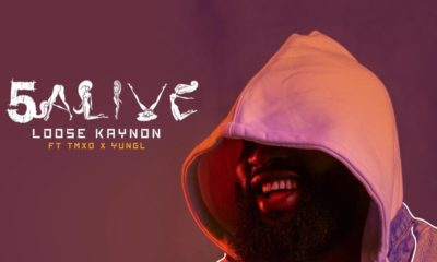 BellaNaija - New Music: Loose Kaynon feat. TMXO & Yung L - 5 Alive