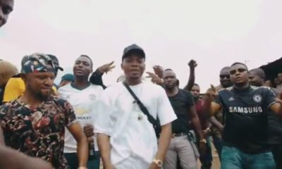 BellaNaija - New Video: Olamide - Wo!!
