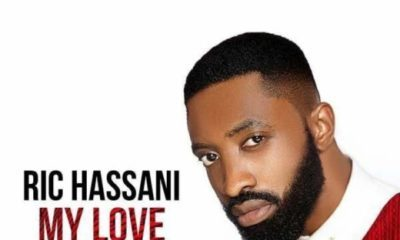 BellaNaija - New Music: Ric Hassani feat. Johnny Drille & Tjan - My Love