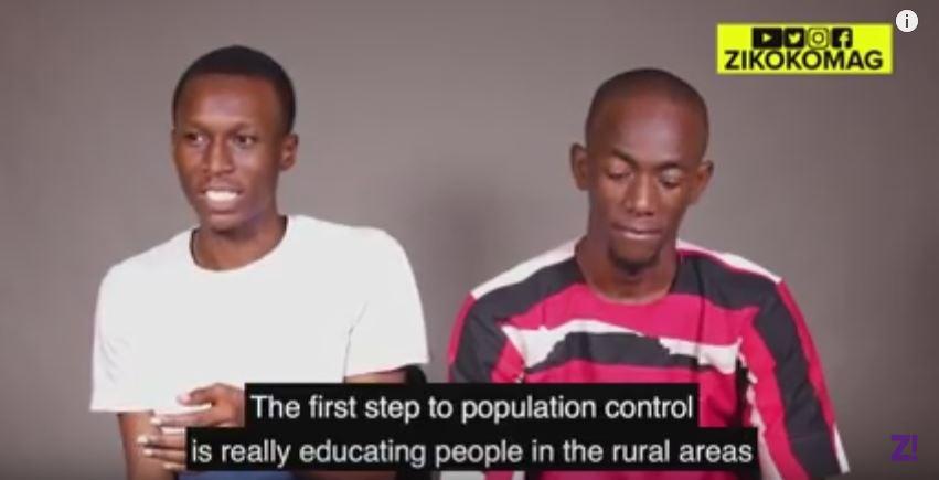 BellaNaija - Nigerian's discuss the Country's Population Problem on New Episode of Zikoko | WATCH