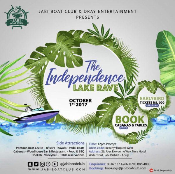 Jabi Boat Club