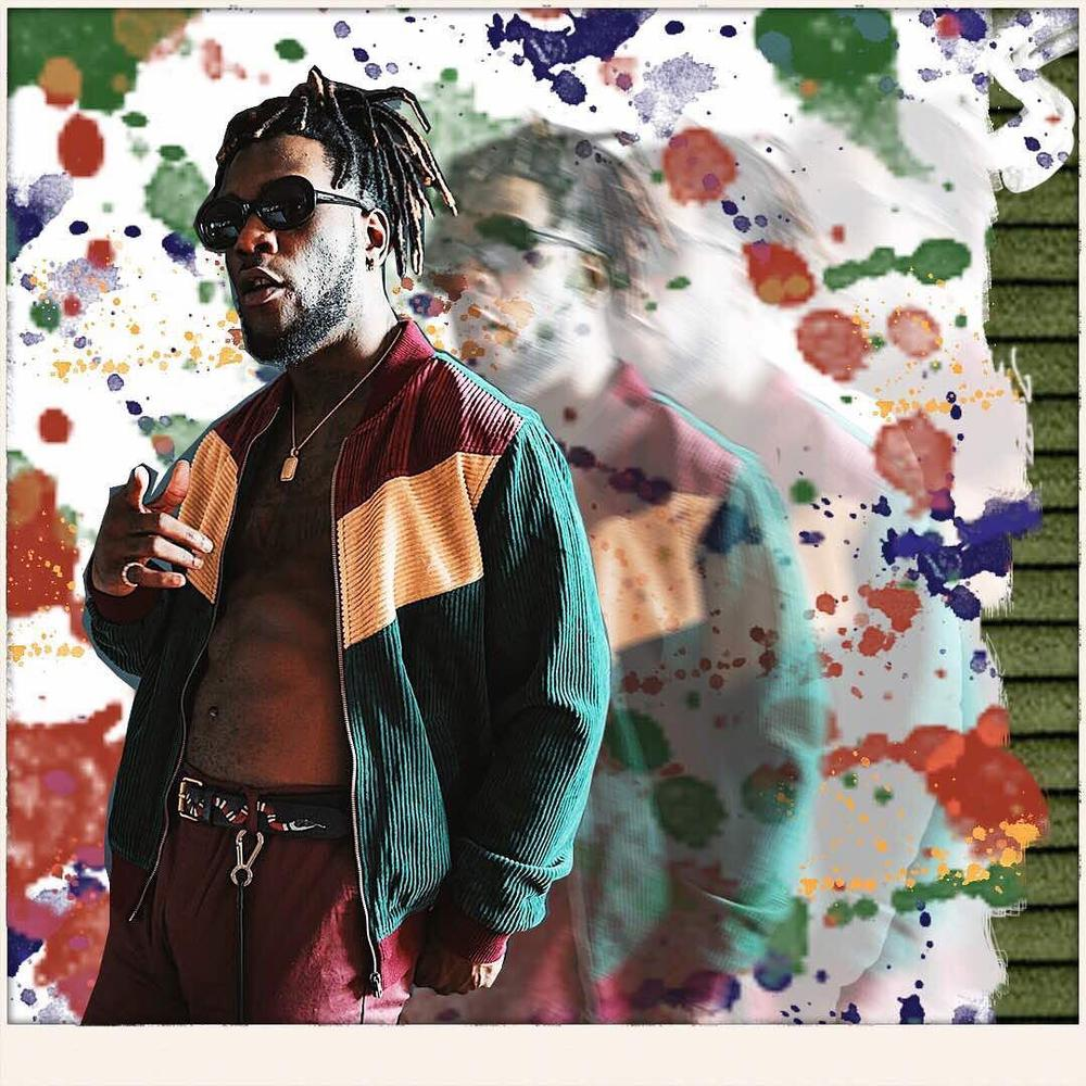 "New Music inna bit! Burna Boy reveals completion of Forthcoming Project ""Outside"" and another in the works"