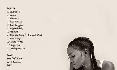 BellaNaija - #SimisolaTheAlbum: Simi unveils Official Tracklist