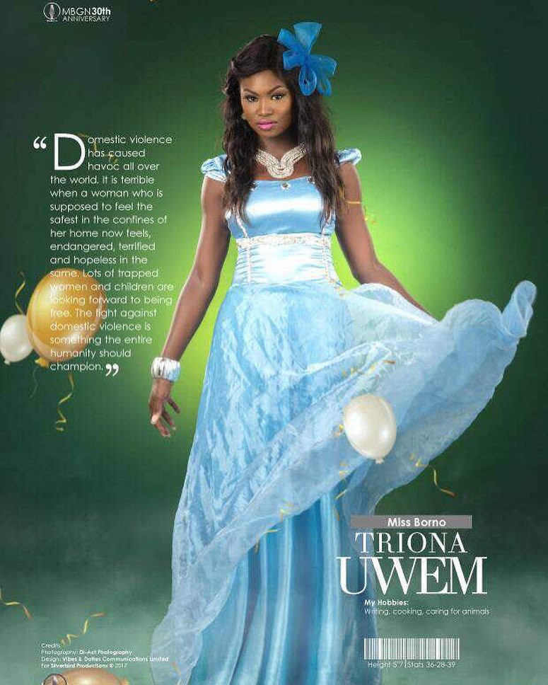 2017 most beautiful girl in nigeria mgbn see the 36 beautiful contestants in their evening. Black Bedroom Furniture Sets. Home Design Ideas