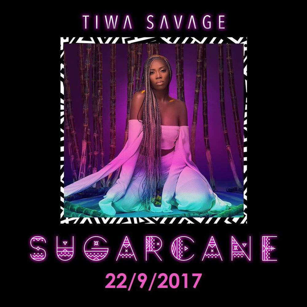 BellaNaija - Sugarcane! Tiwa Savage surprises fans with New EP set to drop on 22nd of September
