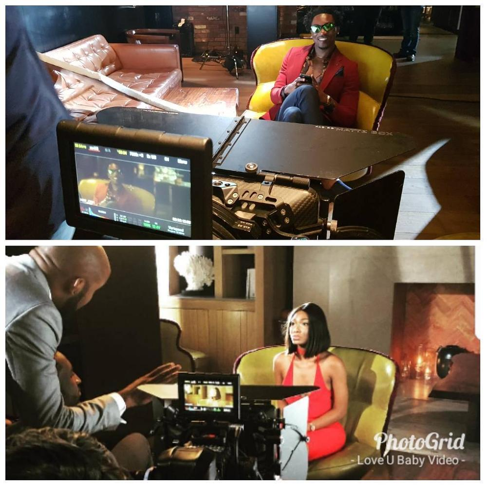 "BellaNaija - Banky W enlists help of New York Film Academy on New Music Video ""Love You Baby"""
