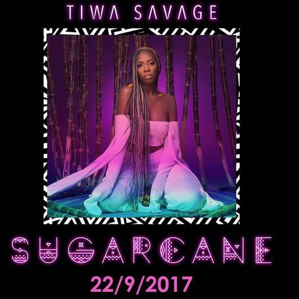 "BellaNaija - Tiwa Savage's New EP ""Sugarcane"" is out NOW!!"