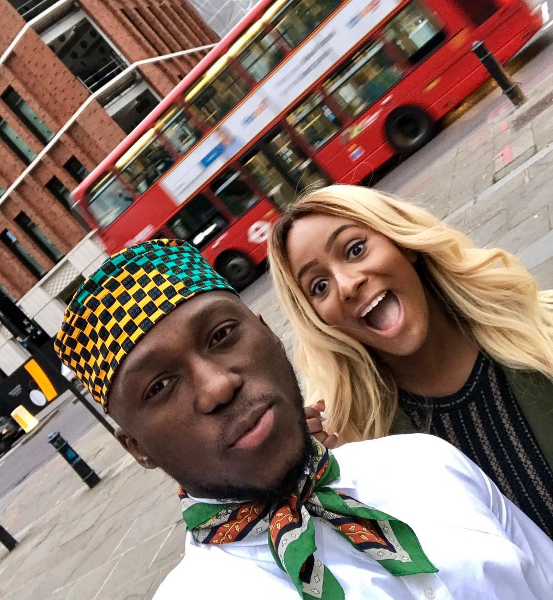 BellaNaija - Mr & Mrs DJ: DJs Cuppy & Spinall take London for BBC1Xtra Interview