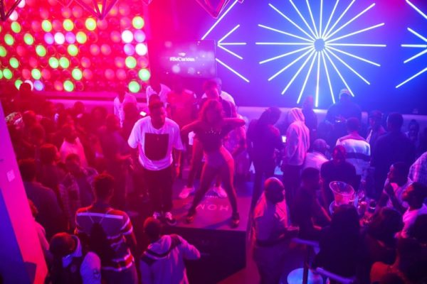M.I, D'banj, & DJ Crowd Kontroller Performed & thrilled Fans at the First Edition of H.O.M.E Party by Martell