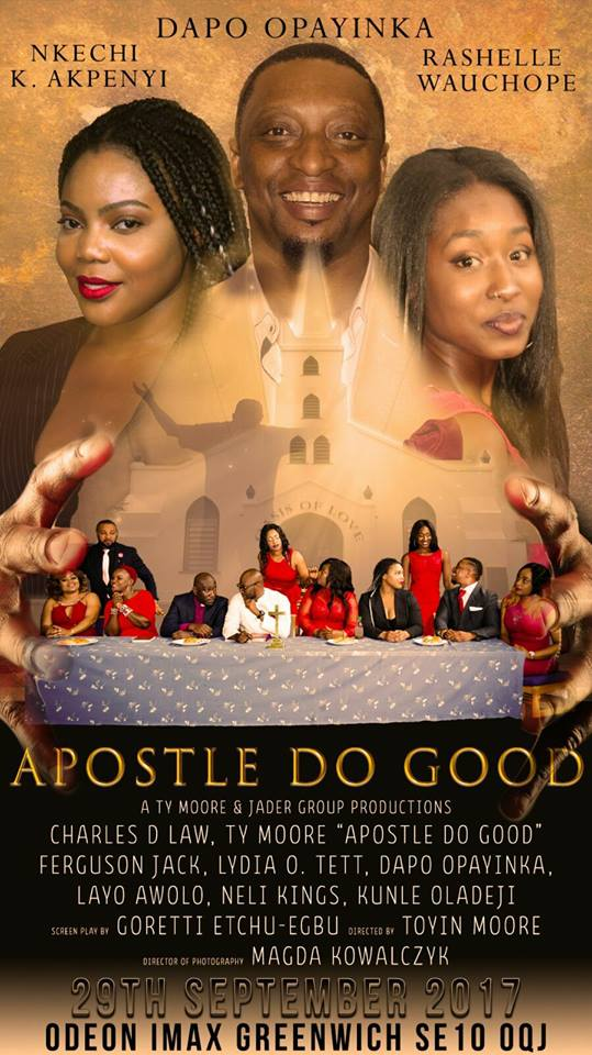Apostle Do Good