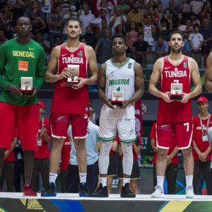 D'Tigers wins Silver at 2017 FIBA AfroBasket Championship