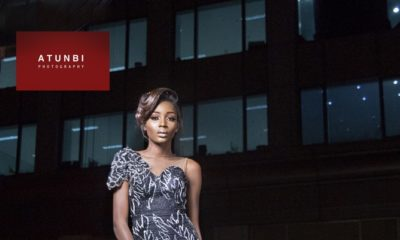 BN Bridal: The Lady who Glows! Inspirational Shoot by Atunbi Photography