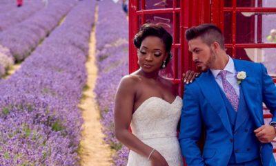 BN Bridal: Loving & Dreaming a la Lavender Fields | Akintayo Timi
