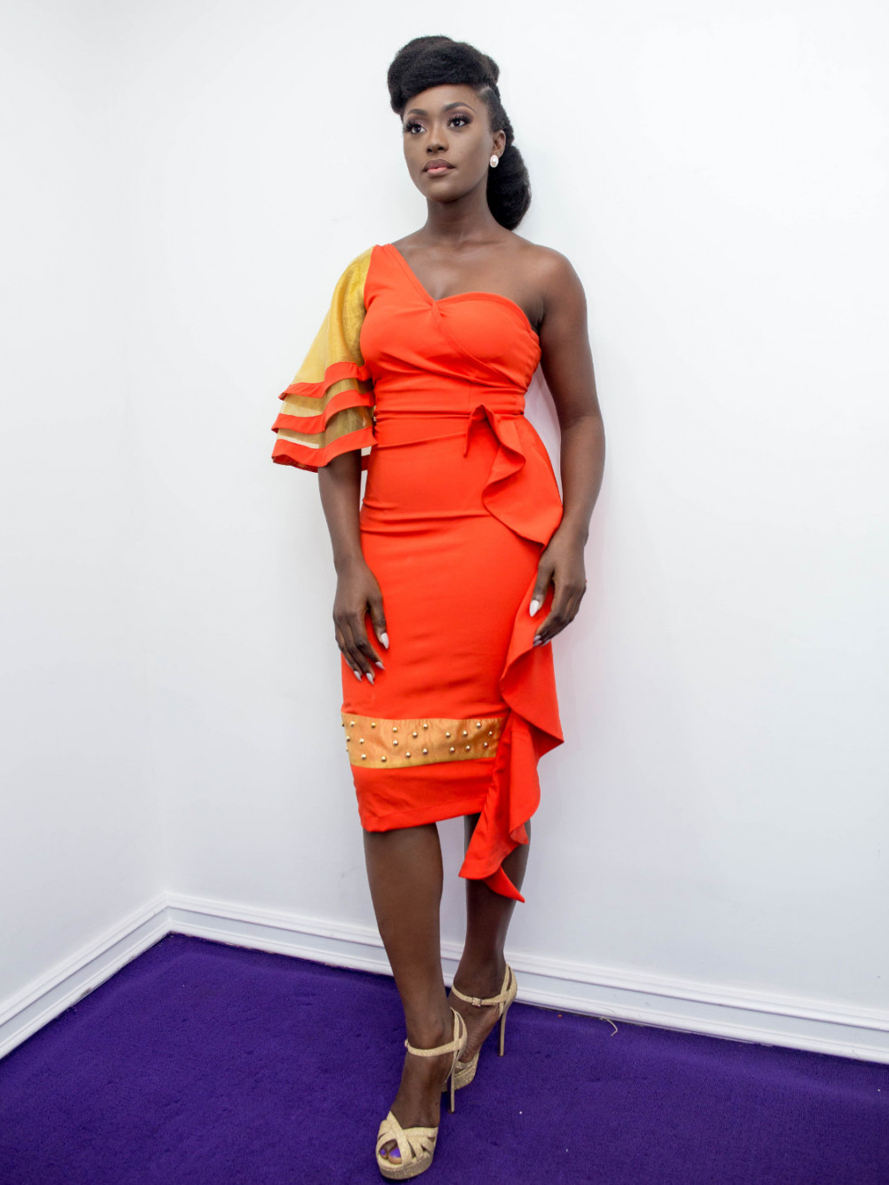 Tailor Made: Check Out These Trendy Ankara Styles