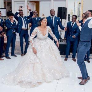 BN Weddings - Video: #MeetTheAdemuwaguns Reception Entrance Dance