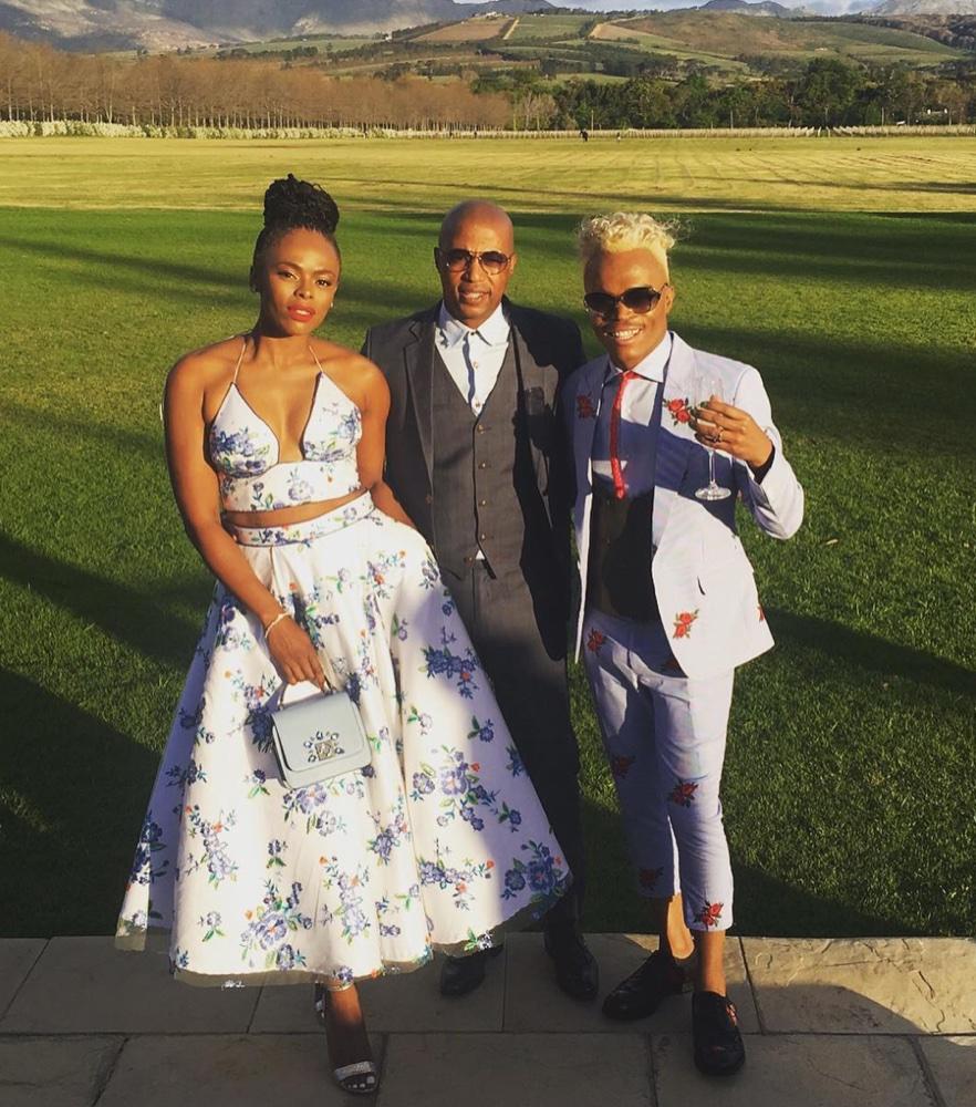 Celebrity Wedding Login: #BecomingMrsJones: First Look At Minnie Dlamini's Wedding