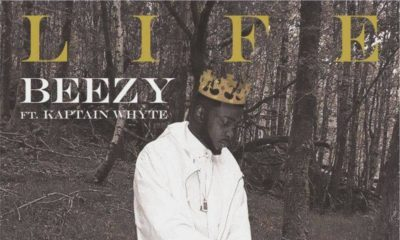"BellaNaija - Aquila Records' Latest Signee Beezy drops New Single + Video ""Life"" featuring Kaptain Whyte"