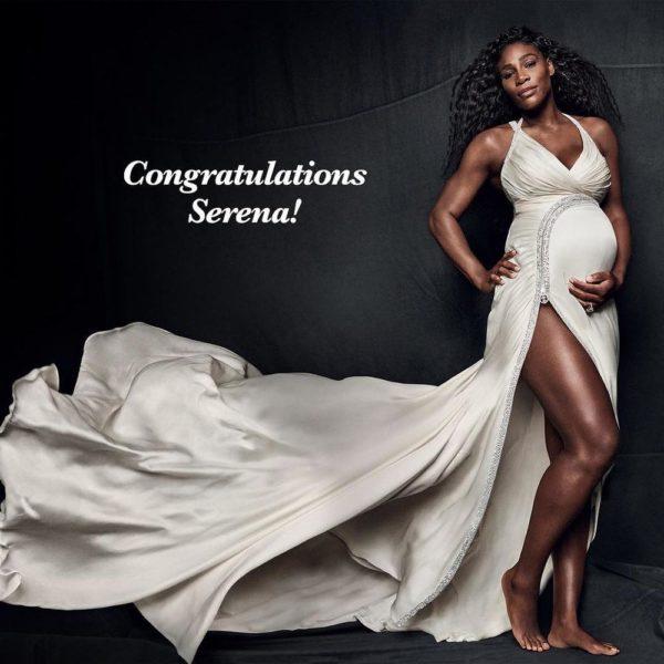 Beyonce Sends Congratulations To Serena William's Baby Delivery.