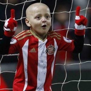 Everton & Sunderland to wear Bradley Lowery Foundation logo on shirts to promote Foundation named after him