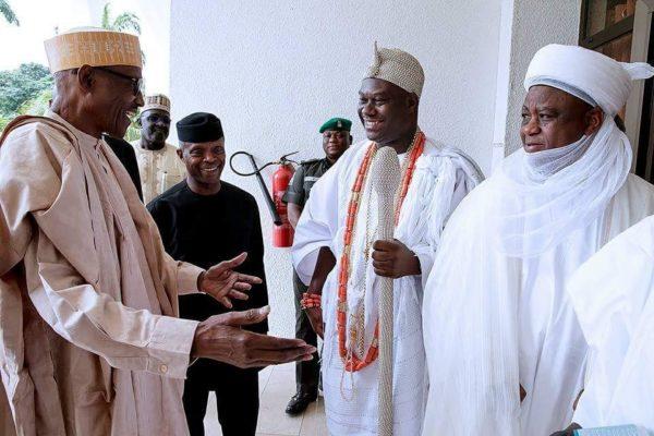 President Buhari laments spending of Paris Club Refund by Governors - BellaNaija