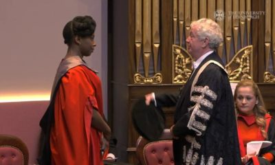Make difference ordinary - Chimamanda Ngozi Adichie's Insightful Speech at University of Edinburgh is a Must Watch - BellaNaija