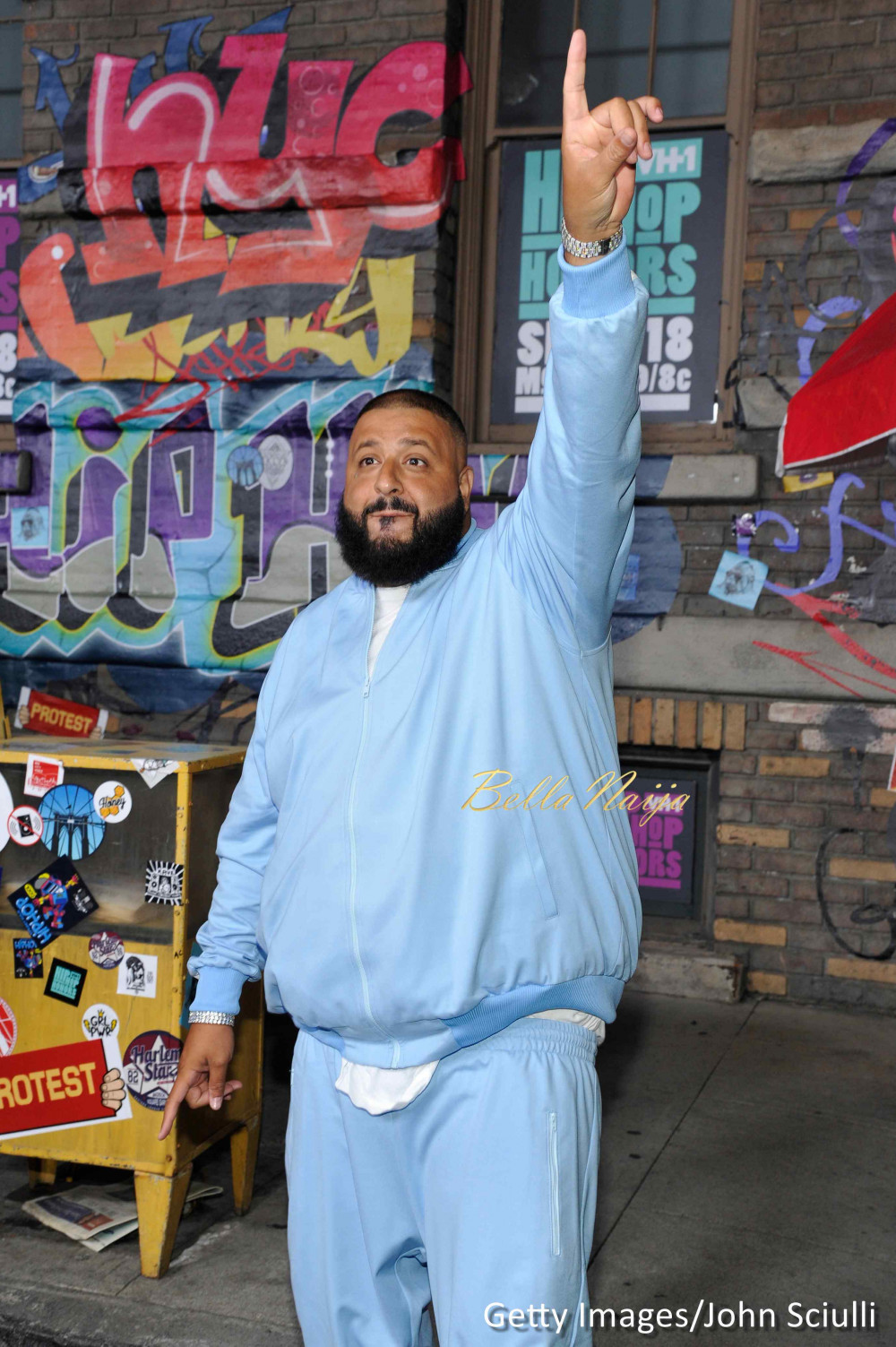 BellaNaija - DJ Khaled & Asahd, Lil Kim, Blac Chyna step out for VH1 Hip Hop Honors: The 90's Game Changers