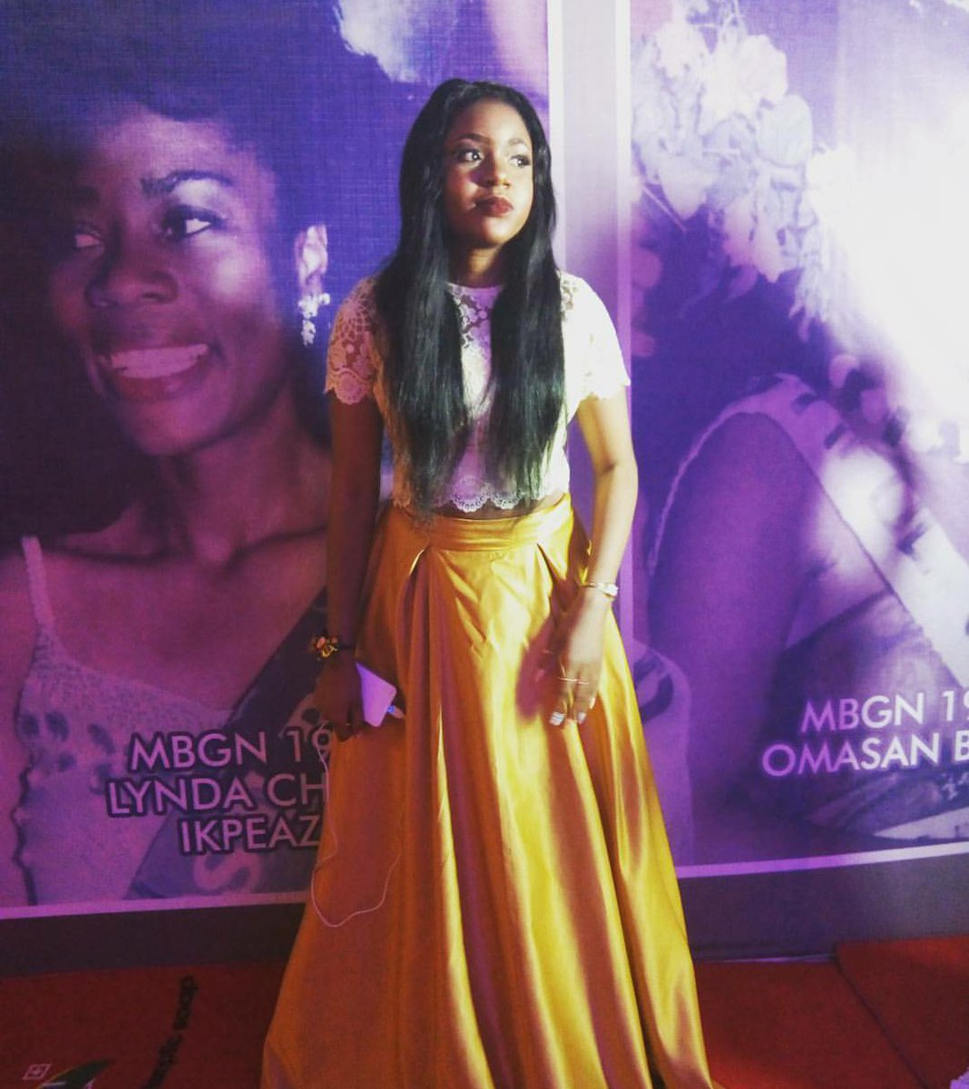 BellaNaija - First Photos! All the Lovely People for the Most Beautiful Girl in Nigeria 2017 | BNxMBGN2017