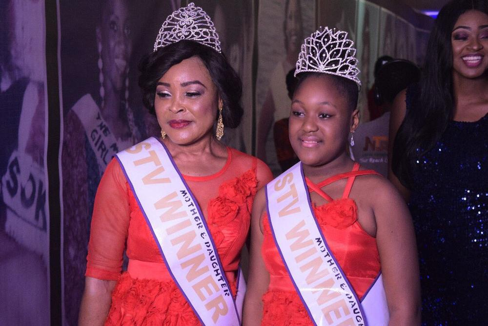 BellaNaija - First Photos! All the Lovely People for the Most Beautiful Girl in Nigeria 2017   BNxMBGN2017