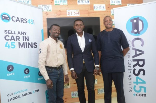 Versatile Nollywood Actor Deyemi Okanlawon Lands Endorsement deal with Car45