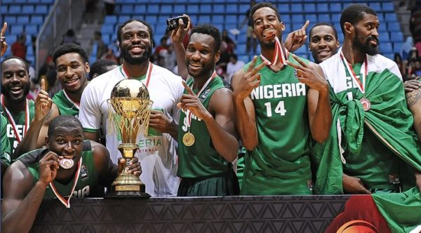 Afrobasket Championship: D'Tigers releases names of 12-man team to defend Title, Nigeria wins FIBA hosting rights, NBBF, Musa Kida