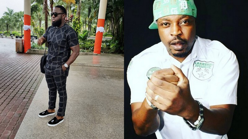"BellaNaija - ""You regarded me like a nobody"" - Timaya blasts Eedris Abdulkareem 