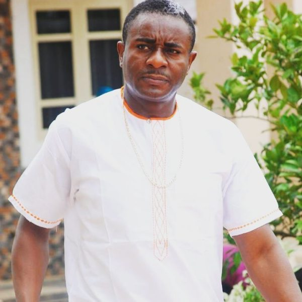 Emeka Ike receives Nollywood Living Legend Award - BellaNaija