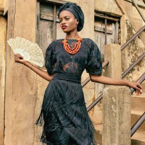 Style goes to Ibadan for The Ijoya Editorial by Fashpa