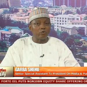 Fulani herdsmen are a criminal gang, IPOB is a terrorist organisation - Garba Shehu - BellaNaija