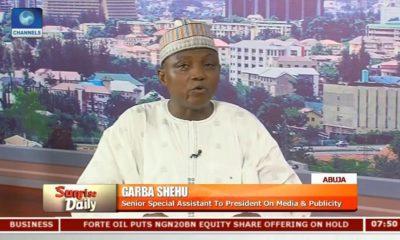 Fulani herdsmen are a criminal gang, IPOB is a terrorist organisation - Garba Shehu - BellaNaija