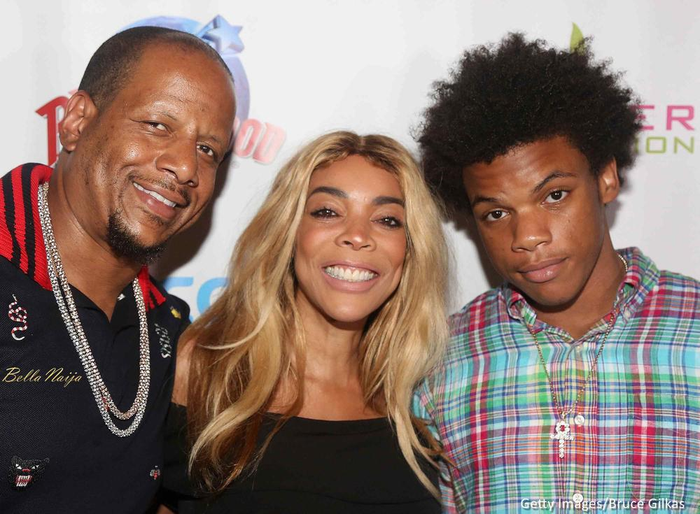 Wendy Williams addresses husband's rumored affair