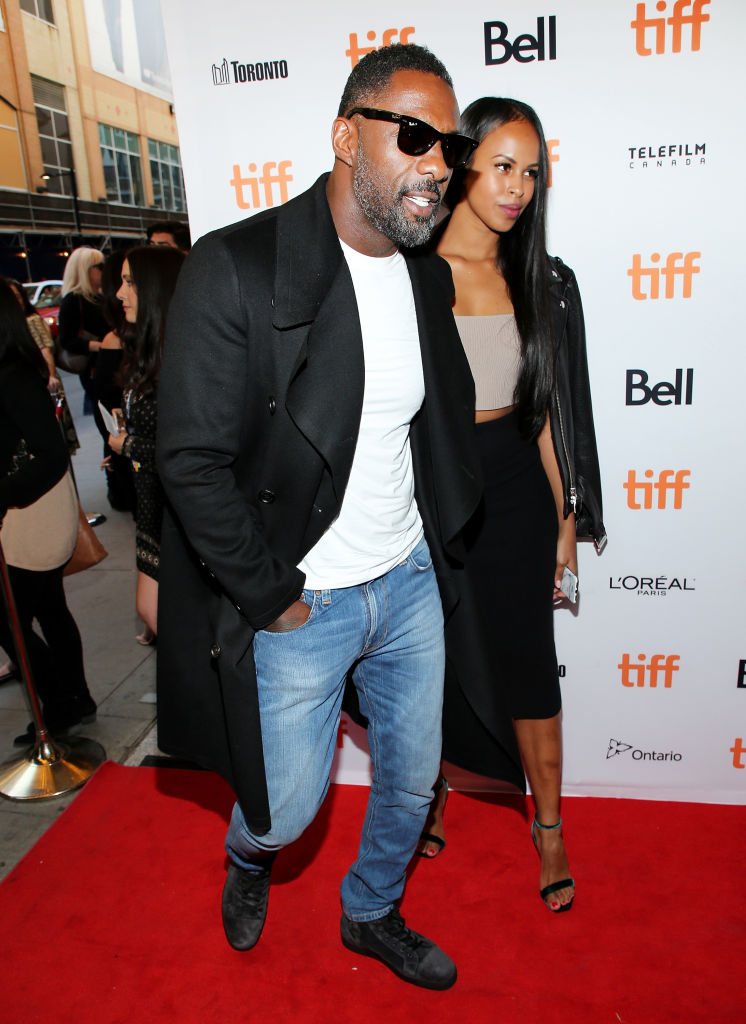 Idris elba girlfriend dating sleeping with. dating game by eric schubach audiobook.