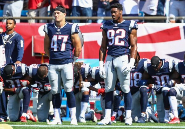 Comments On Kneeling Had Nothing To Do With Race Trump