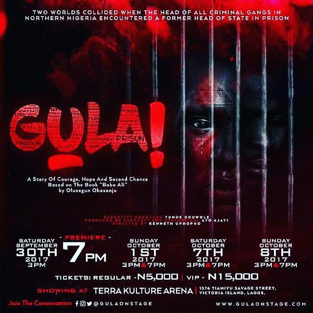 Gula! On Stage