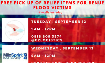 Join Toyosi Phillips in the #HelpBenueToday Movement I September 12th - September 14th