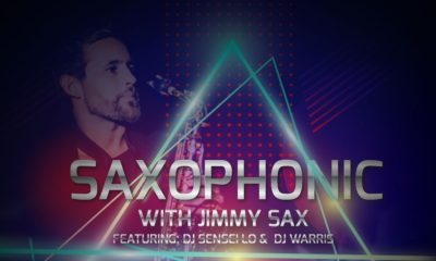 Saxophonic with Jimmy Sax