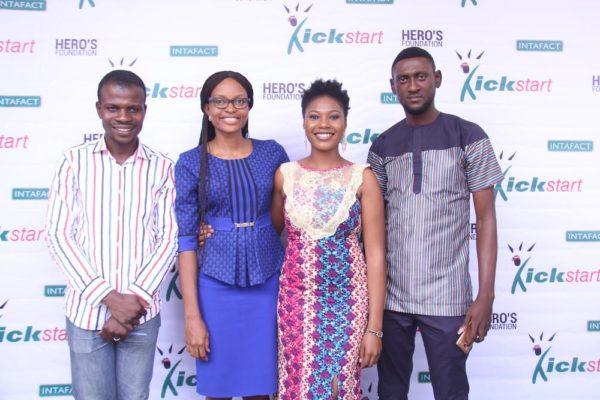Intafact Hero's Foundation Kickstart programme