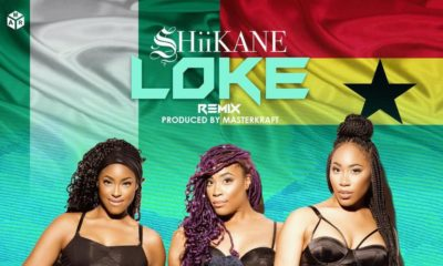 BellaNaija - New Music: SHiiKANE feat. Stonebwoy - Loke (Remix)