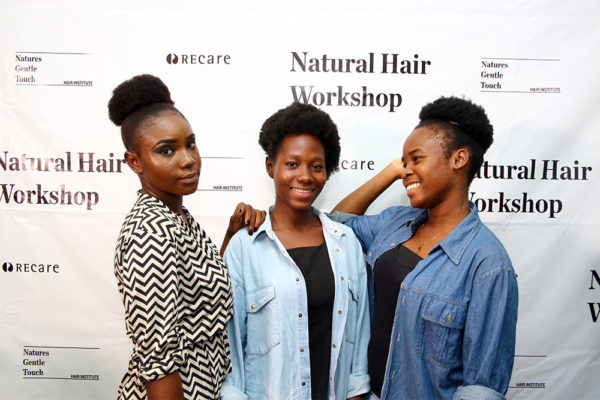 Natures Gentle Touch Natural Hair Workshop