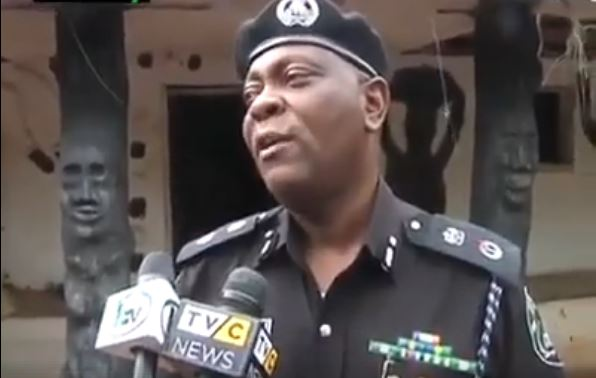 Badoo Cult: Lagos Police destroy 6 Shrines, rescue Couple | WATCH - BellaNaija
