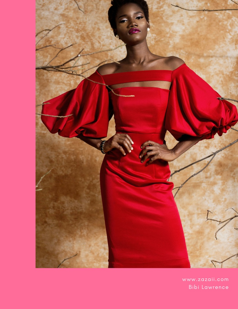 """Isoken Ogiemwonyi: Here's How to wear """"The New Evening"""""""