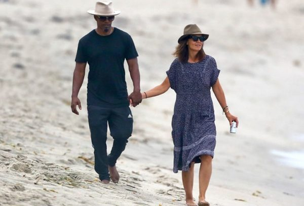 Jamie Foxx and Katie Holmes finally confirm they're a Couple - BellaNaija
