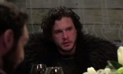 Watch this Hilarious Skit of Jon Snow at Dinner - BellaNaija
